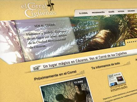 EL CORRAL DE LAS CIGÜEÑAS