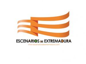 LOGOTIPO ESCENARIOS DE EXTREMADURA