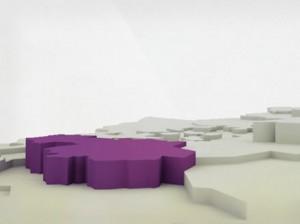 DISEÑO 3D MAPA REDEX