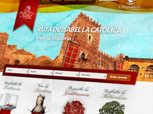 RUTA ISABEL LA CATÓLICA